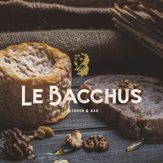 Le Bacchus: Kitchen & Bar