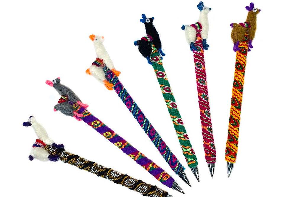 Ethnic Alpaca Pen