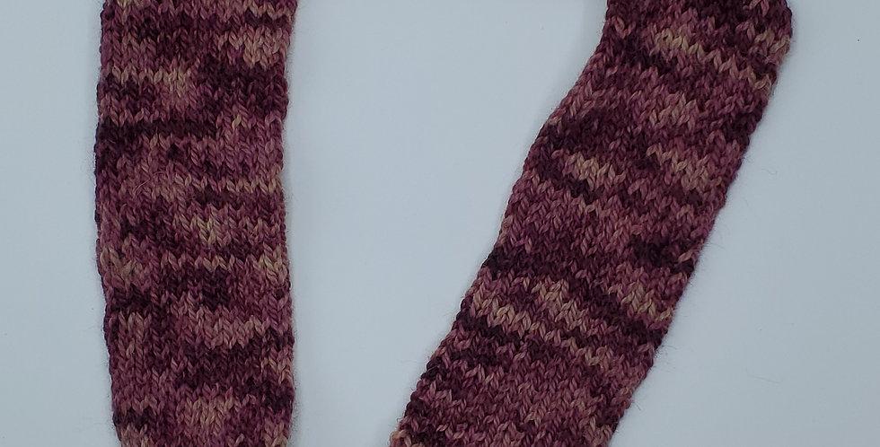 Handmade Infinity Scarf - kids - Plumb Blush
