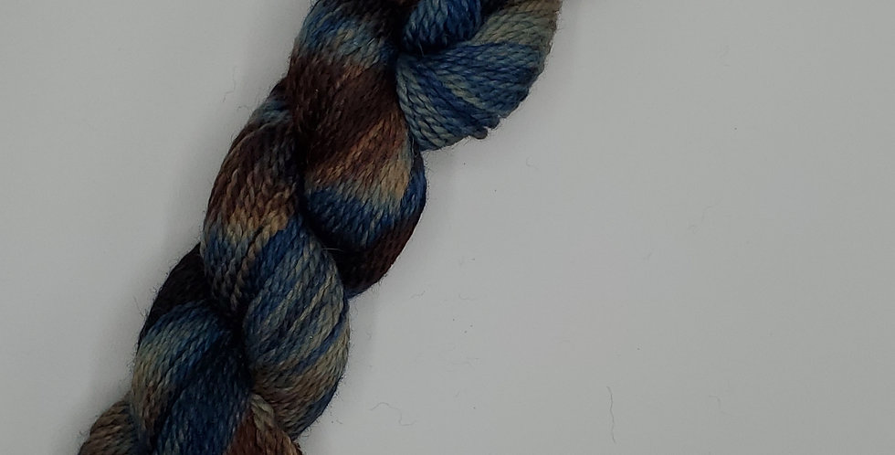 DK Weight Yarn - Earth Tones