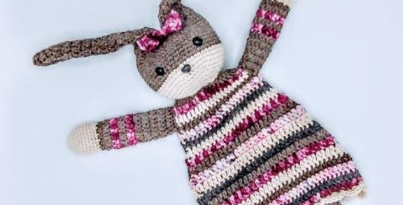 Handmade Ragdoll Bunny