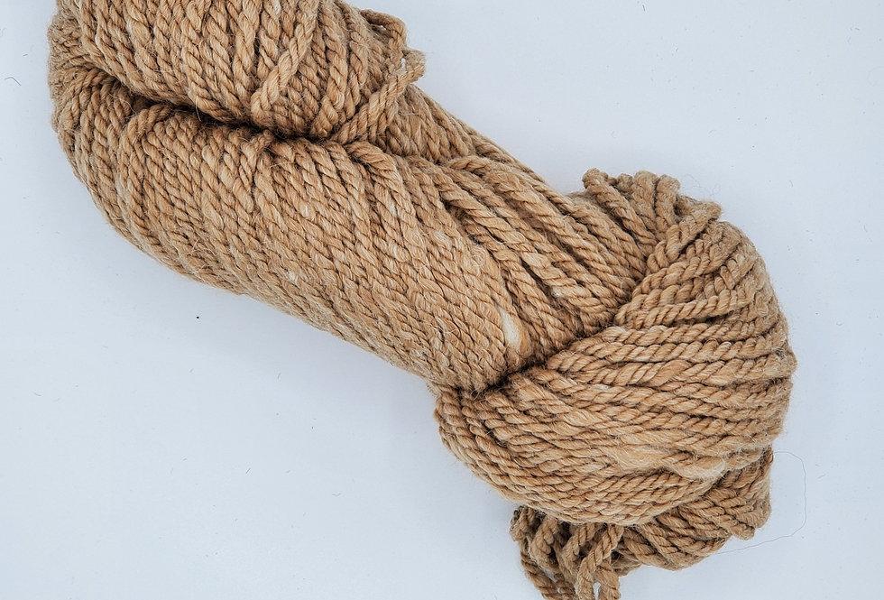 Super Chunky Yarn - Alpaca and Wool - Fawn