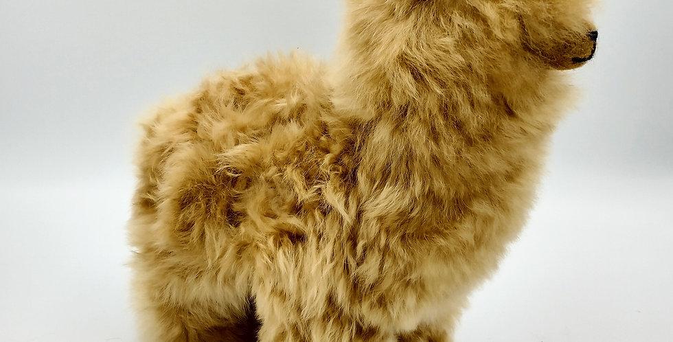 Plush Mama Alpaca 10″ - Fawn