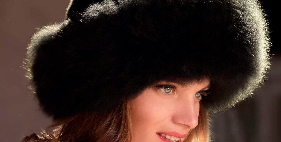 Traditional Fur Hat 100% Baby Alpaca