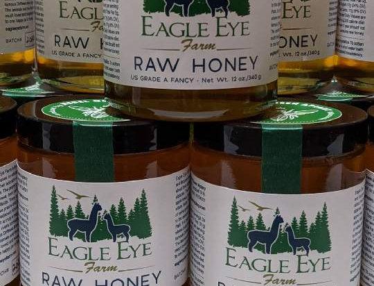 Eagle Eye Farm Honey