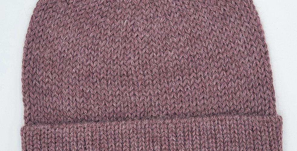 Fisherman's Alpaca Hat - Black