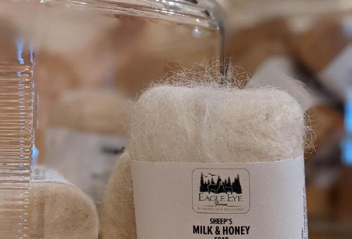 EEF Milk and Honey Soap