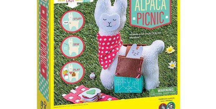 Alpaca Picnic: Sew easy, sew fun!