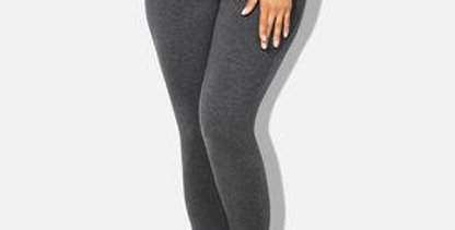 Alpaca Leggings - Silver Grey