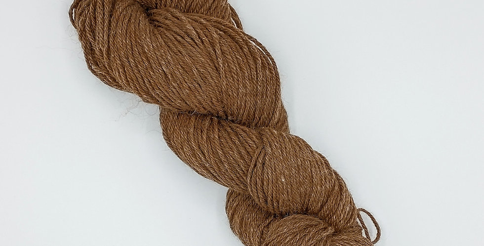 Handknitting Yarn - Brown