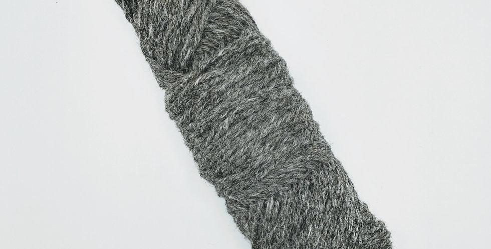 Wonderfully Worsted Yarn - Smoke Grey