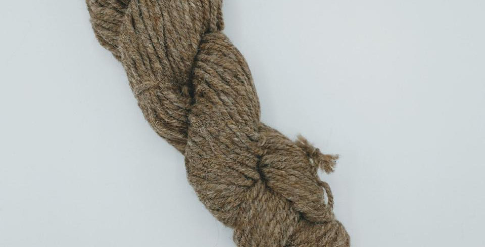 Barely Bulky Yarn - Taupe