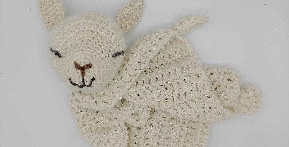 Alpaca Lovey Blanket