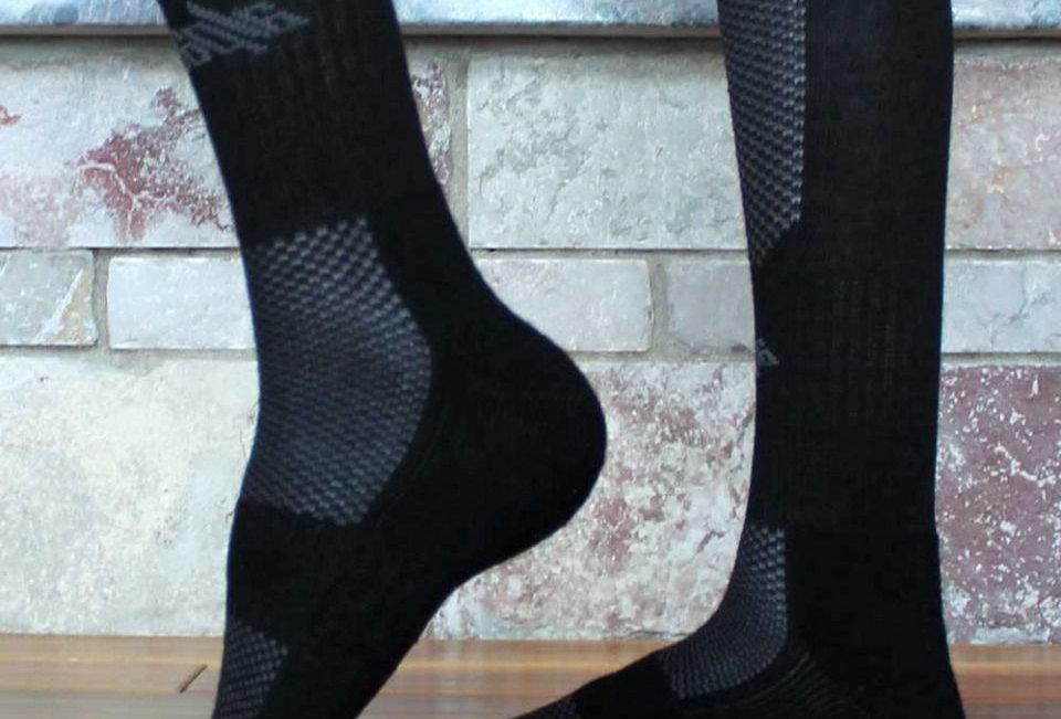 Extreme Sport Alpaca Sock