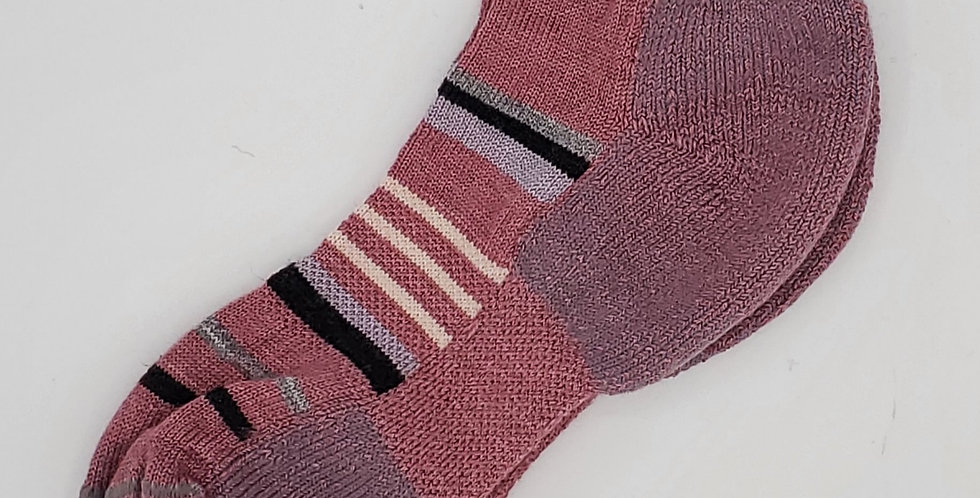 Alpaca Bamboo Active Low Rise - Raspberry