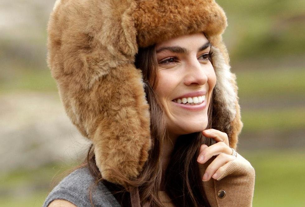 RCMP Fur Hat 100% Baby Alpaca