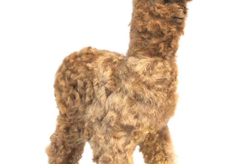 Mini Alpaca: 4″ Tall