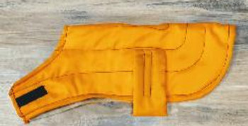 Dog coat -lined with alpaca - Small