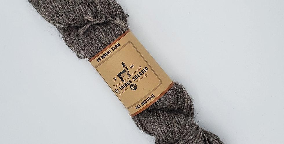 DK Knitter's Yarn - Rose Grey
