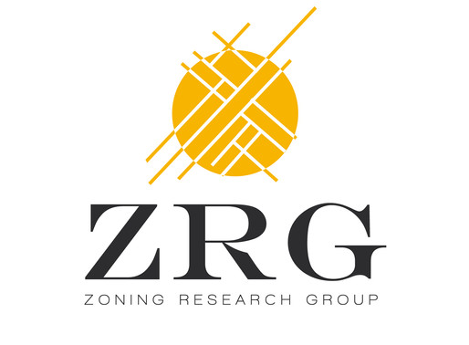 ZRG: The Gold Standard for Zoning Research
