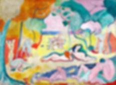 Matisse-Le-bonheur-de-vivre-The-Joy-of-L