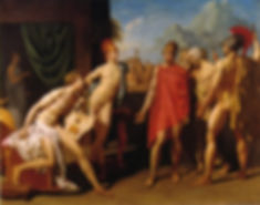neocla The_Envoys_of_Agamemnon_by_Ingres