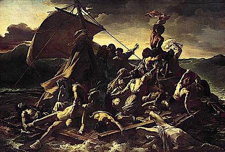 Neoclass Théodore_Géricault_le_Radeau_de