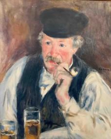 Le père Fournaise (Renoir)