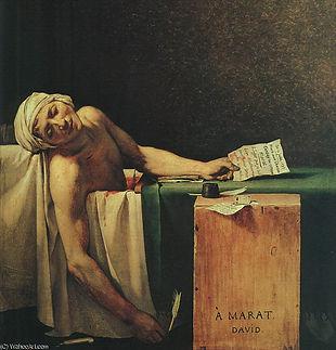 neocla JacquesLouisDavid-TheDeathofMarat