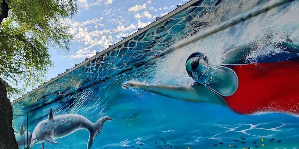 Paddleboard Yoga at Surprise Aquatics Center