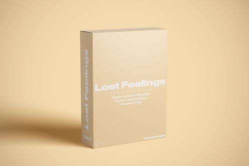 'Lost Feelings' Guitar Loops