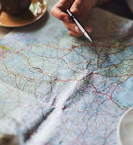 מפת דרכים