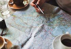 Planung Reisen