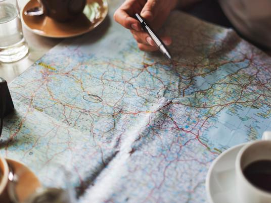 翻閱地圖—認識「家」的全貌