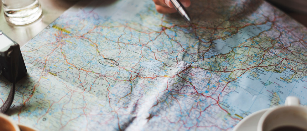 we help you plan your trips