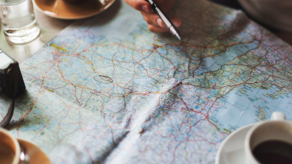 Itinerary Planning - Basic