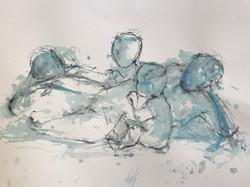 Family drawing II