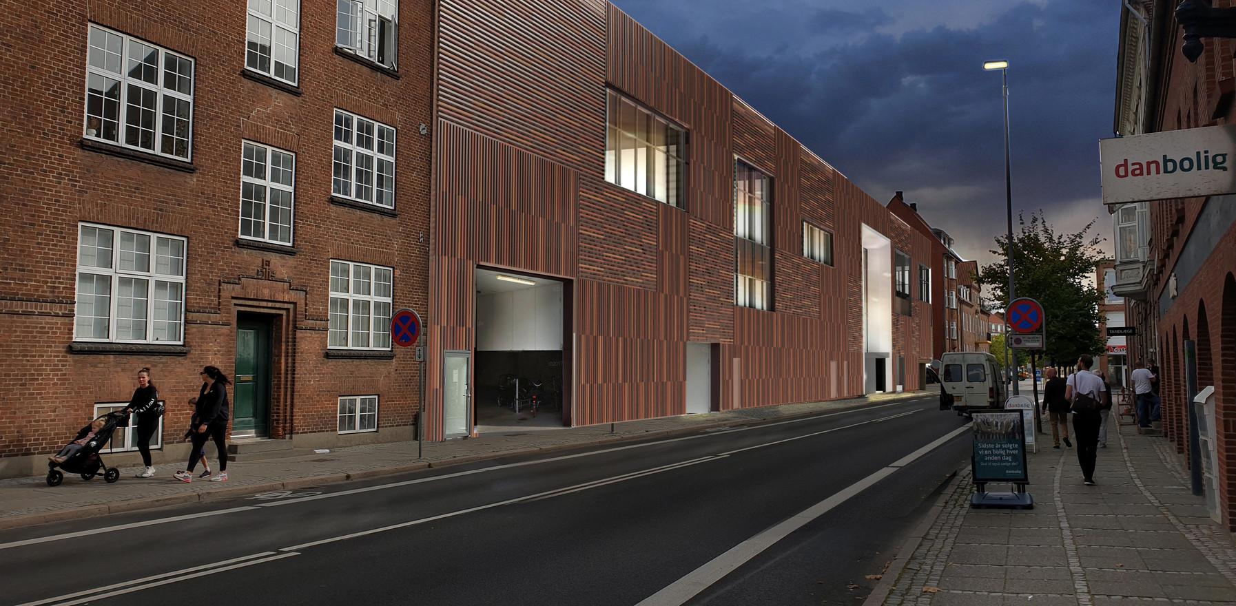 BytorvHorsens  |  Løvenørnsgade