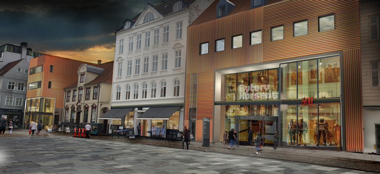 BytorvHorsens  |  Søndergade