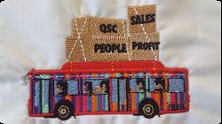 logo embroidery Toowoomba