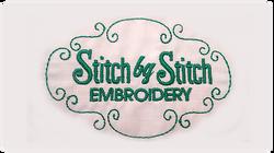 Stitch by Stitch Embroidery