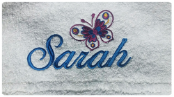 Towel embroidery Toowoomba