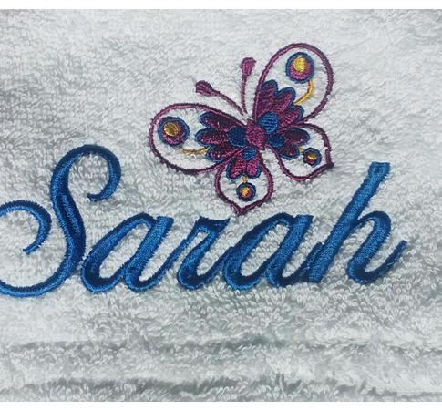 Towel embroidery Toowoomba