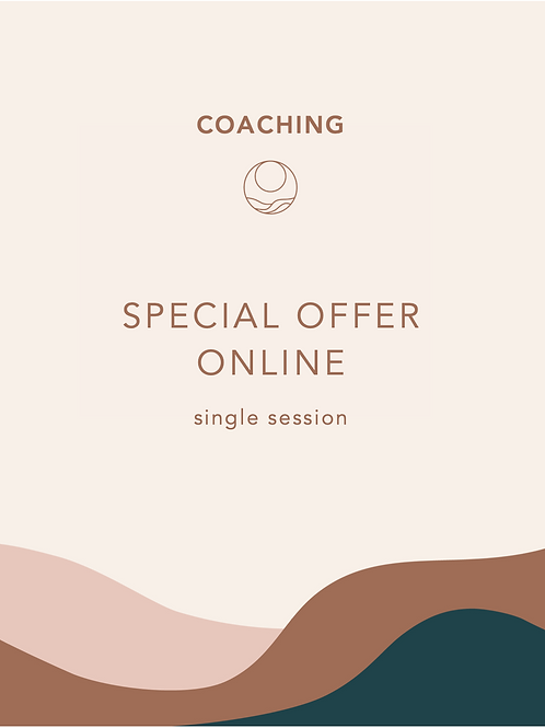 Online Consultation Special Offer
