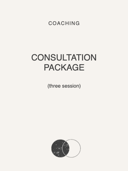 Consultation package