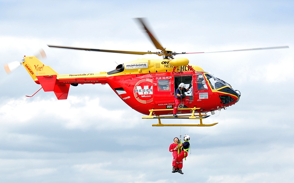 Auckland Rescue Helicopter Trust - easytrucks