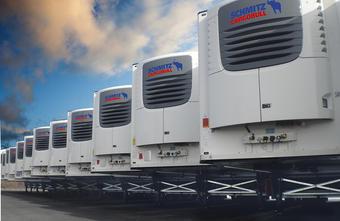Schmitz Cargobull refrigeration units
