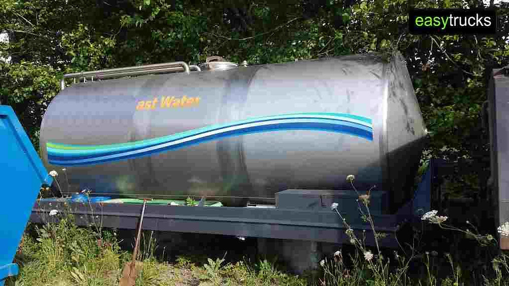 12000 litre drinking water tanker for sale