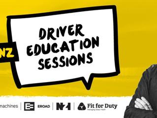 Driver distraction and fatigue seminars FREE