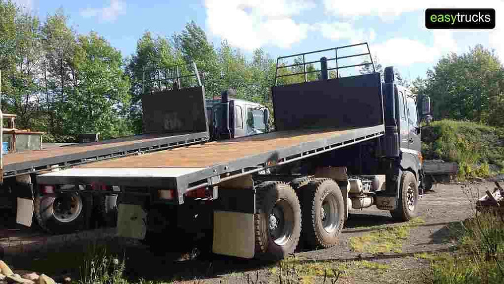 2008 Hino Tipper FOR SALE